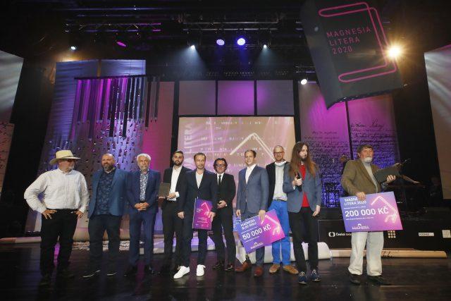 Magnesia Litera 2020, laureáti