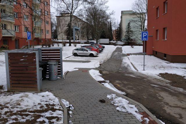 Havlíčkův Brod, sídliště Pražská