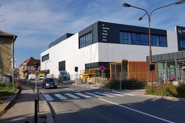 Nová obchodní galerie ve Vsetíně