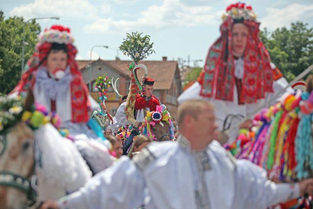 Jízda králů je lidová slavnost s více než dvousetletou nepřetržitou tradicí