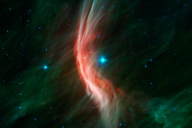 Astrologie čerpá z postavení hvězd   foto:  NASA/JPL-Caltech,  Wikimedia Commons  (Public domain)