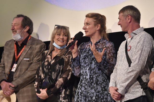 Pohádka Největší dar - Zlín Film Fest 2020 - Bolek Polívka, Chantal Poullain, Anna Polívková