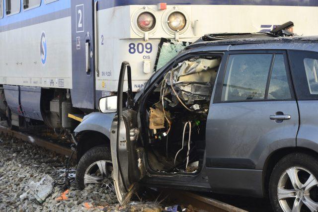 Nehoda, železnice, úmrtí