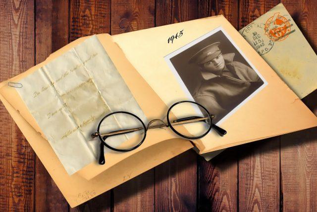 Vzpomínky na osvobození (ilustrační foto)