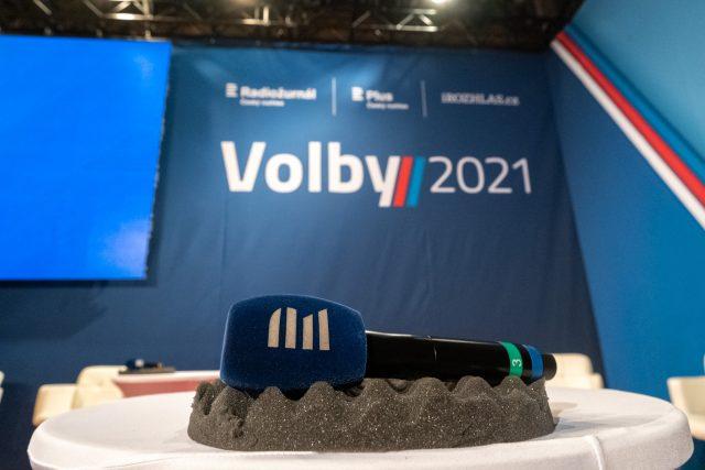 Volby 2021   foto: Khalil Baalbaki,  Český rozhlas