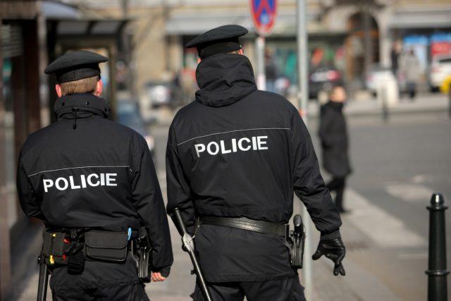 Policisté (ilustrační foto)