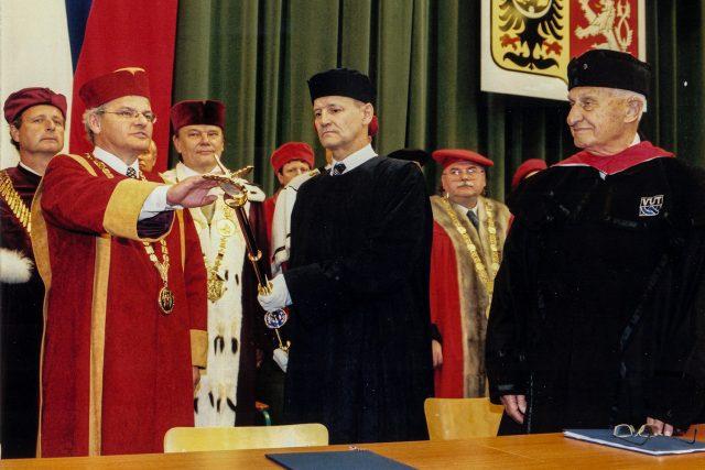 Inaugurace 2001