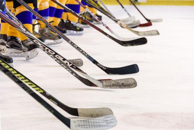 Lední hokej  (ilustrační foto) | foto: Pixabay