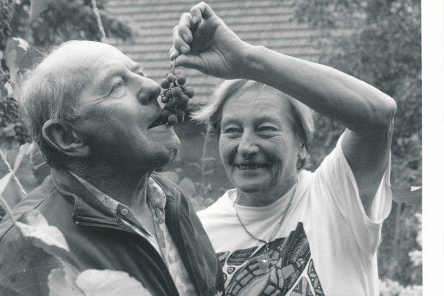 Dana a Emil Zátopkovi spolu prožili přes půl století