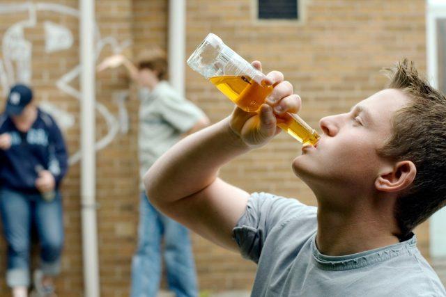 Policie letos odhalila 152 dětí pod vlivem alkoholu.