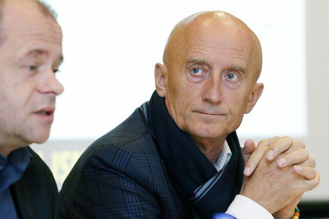 Senátor Ivo Valenta