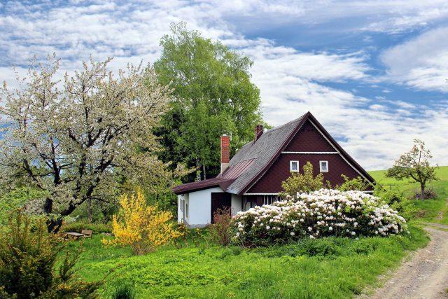 Dům, chata, chalupa (ilustrační foto)