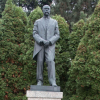 Masarykova socha v Holešově